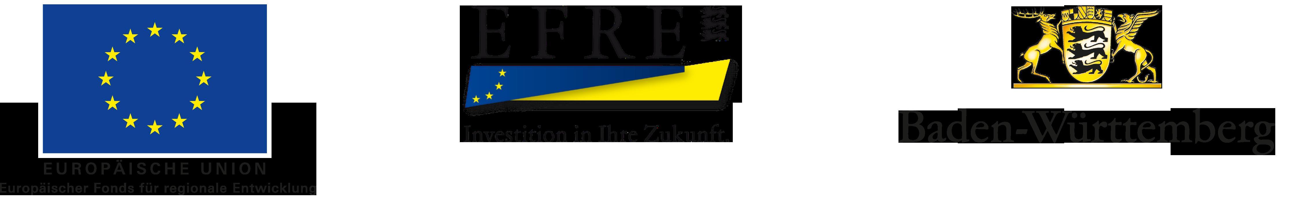 Europäischer Fonds für regionale Entwicklung - EFRE - EU