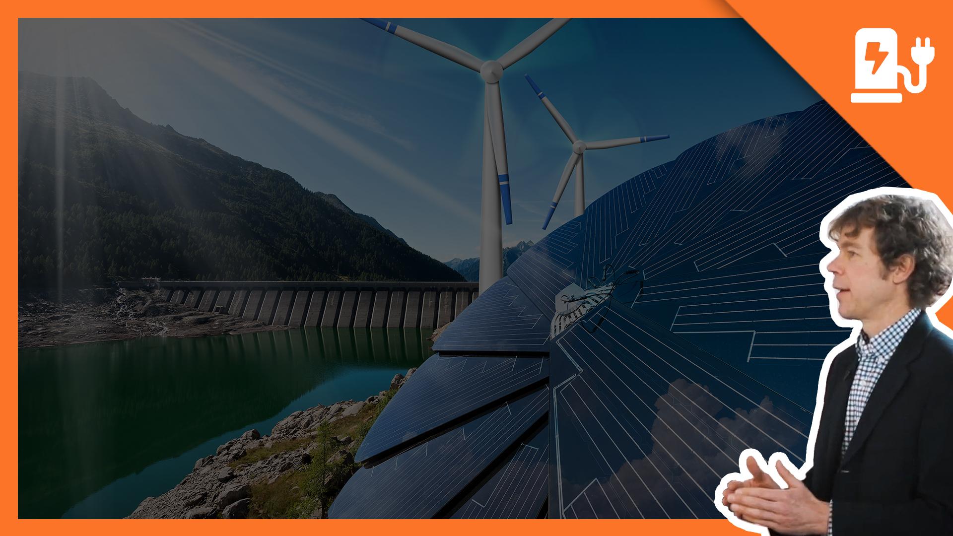 Portrait Plattform Erneuerbare Energie